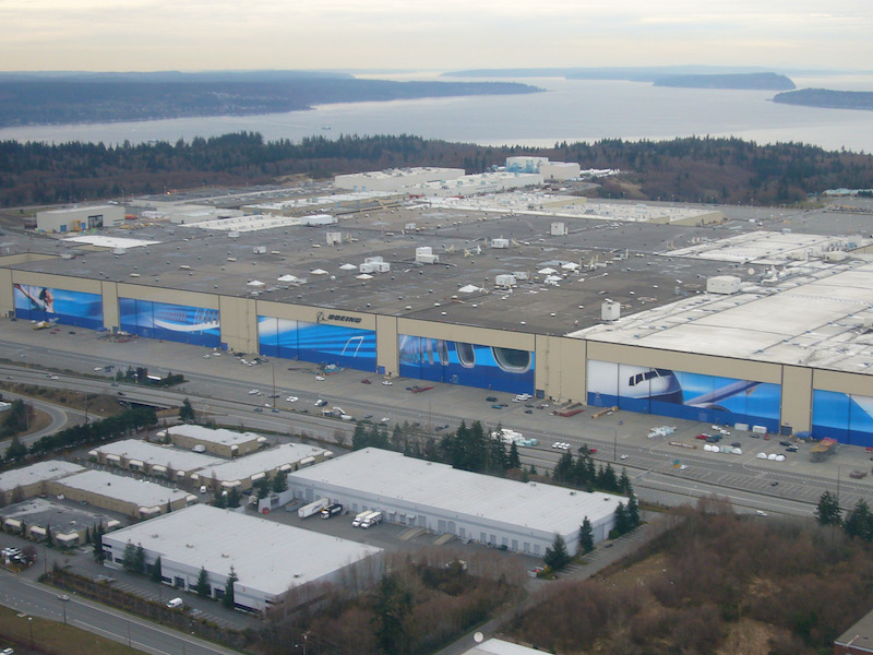 boeing-everett-top-view